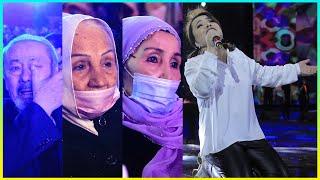 Xalq artistlarini yig'latgan Yulduz Usmonova sahnani supurtirib dushmani asal ichida qolishini aytdi