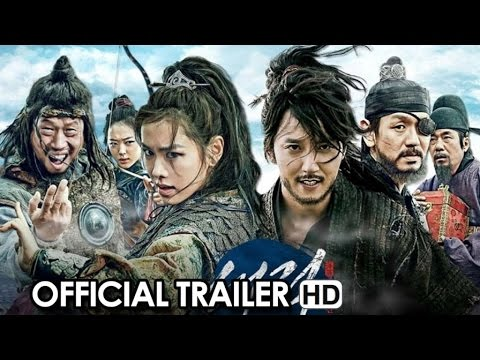 The Pirates DVD Trailer (2015) - Seok-hoon Lee Movie HD streaming vf