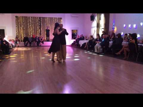 Silueta Porteña   Harrogate Tango Festival   Richard Manuel & Caroline Hanson