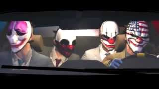 PAYDAY 2: Spring Break Trailer