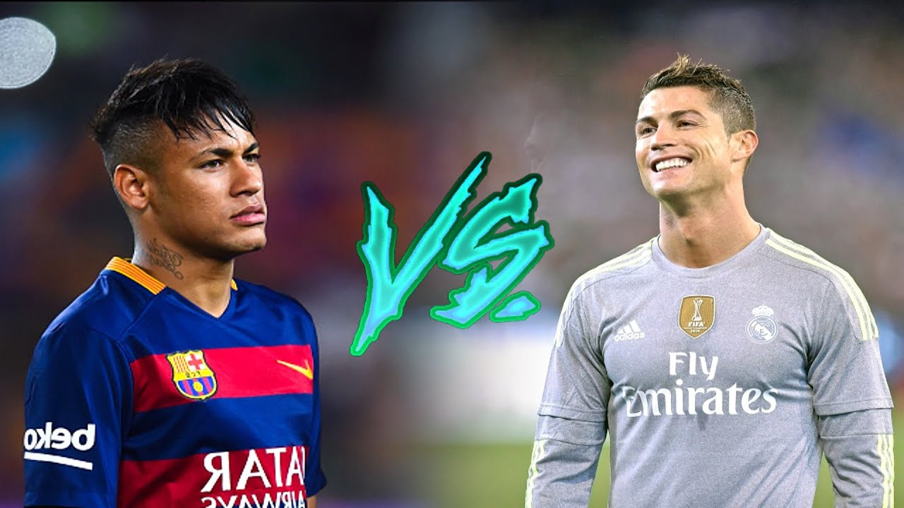 Cristiano Ronaldo Vs Neymar Jr  E  B Magic Skills Show   Hd Youtube