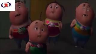 Phim hoạt hình vui nhộn |có tin vui| phim hoạt hình 3d câu chuyện thần tiên 4