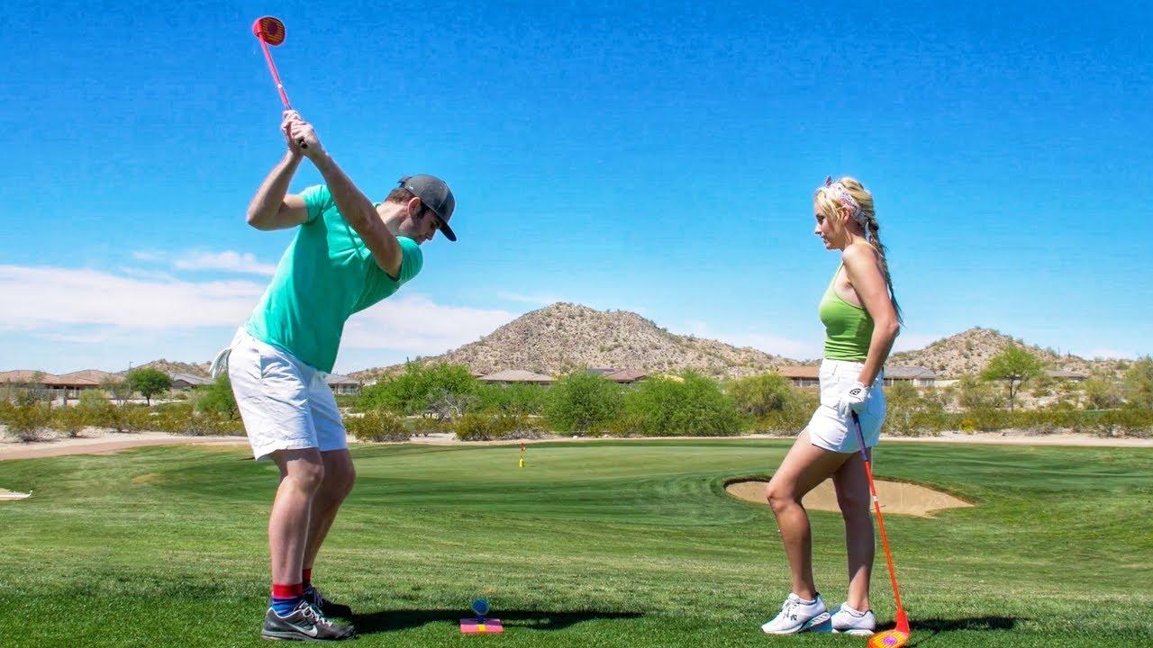 Epic Golf Battle 2 [FINALE] vs  Paige Spiranac | Brodie Smith