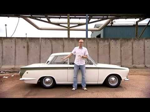 ford lotus cortina fifth gear legends youtube. Black Bedroom Furniture Sets. Home Design Ideas