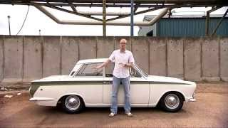 Ford Lotus Cortina - Fifth Gear Legends