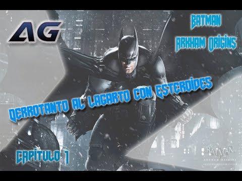 Batman Arkham Origins Cap#1