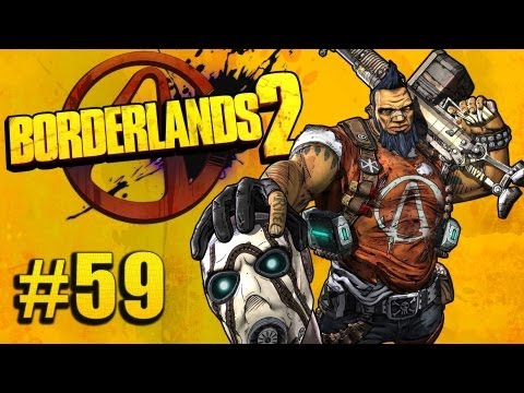 Let's Play Borderlands 2 - Episode 59: ARMS DEALING