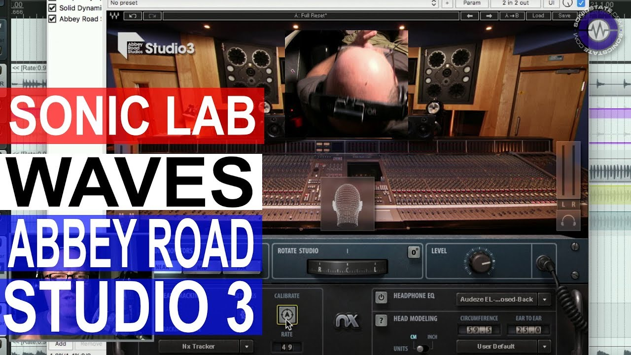 Waves Abbey Road Studio 3 - Sonic Lab Review