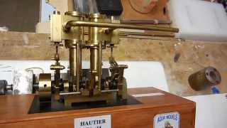 Moteur à vapeur JMC 8,5cm3