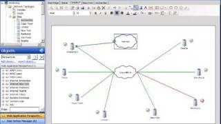كيفية: إنشاء الشبكة المتقدمة طبولوجيا مع إدارة العمليات لـ Microsoft