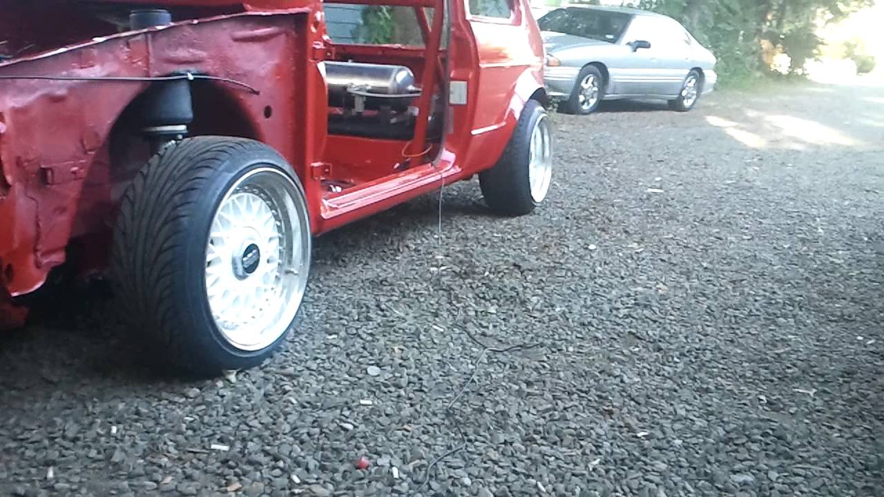 mk1 vr6 w air ride nasty project car youtube