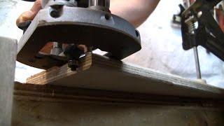 Routing - Cutting An Edge Profile