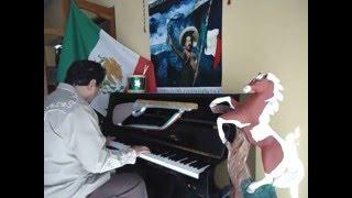 MARCHA DE ZACATECAS EN PIANO