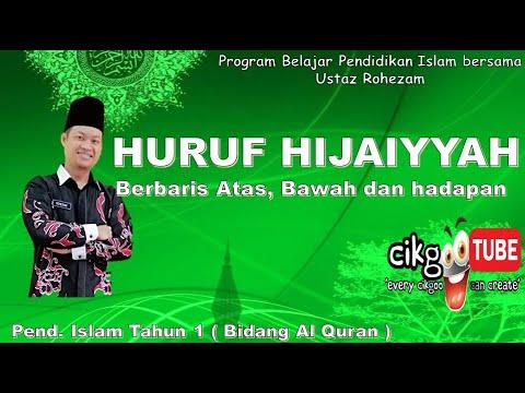 PENDIDIKAN ISLAM ( BIDANG AL QURAN ) EPISOD 1