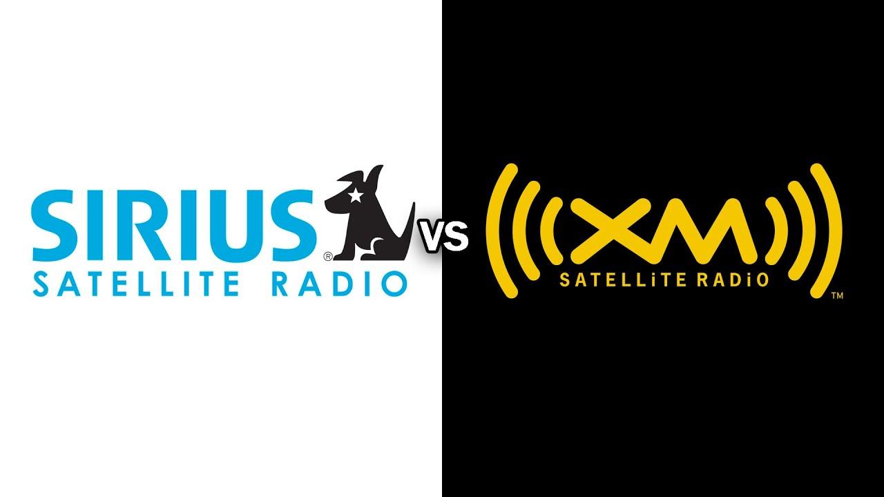 Sirius vs. XM