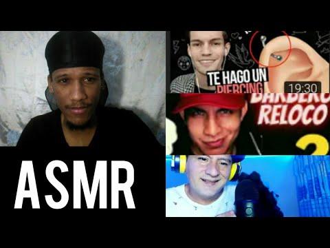 ASMR | Reaccionando a YouTubers de la COMUNIDAD /ASMR En Español #carlosasmr