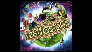 Darren Styles and DJ Sy @ Westfest 2011 - 29.10.11