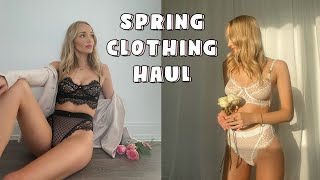 APRIL TRY ON HAUL (Aritzia, Motel Rocks, Gooseberry Intimates, Urban Outfitters, Lululemon & more!)