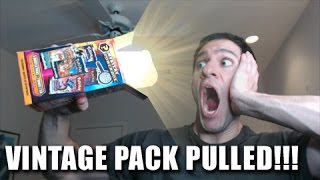 1ST EDITION VINTAGE BOOSTER PACK PULLED!!! - OPENING POKEMON CARDS 2 NEW MYSTERY POWER BOXES!