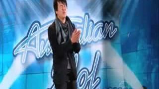Repeat youtube video YouTube   Australian Idol 2008   Thanh Bui