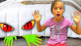 Ева и монстр под кроватью (Версия от Евы)