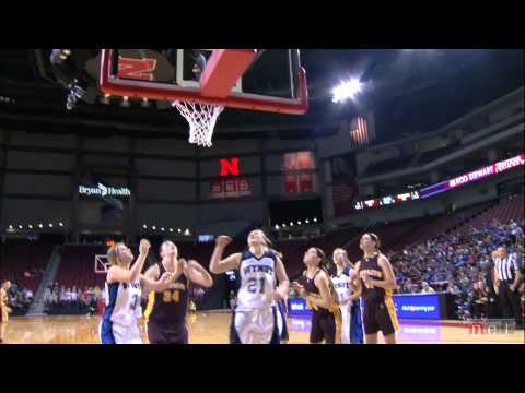 2014 Class D2 Girls Basketball Flashback, Wynot vs. Sterling - an NET Sports Feature