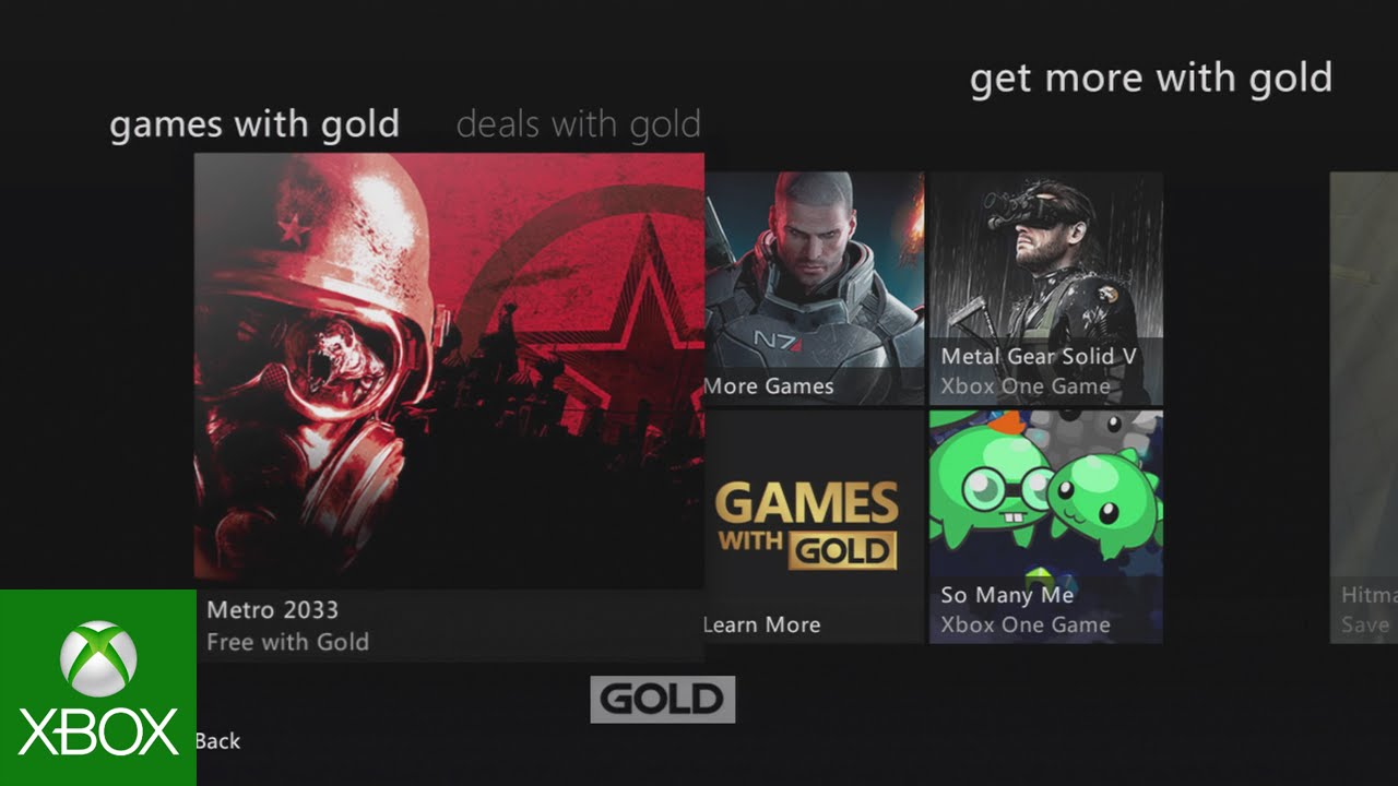 Xbox Live Gold Get 10 Free Games Before 2016 Youtube