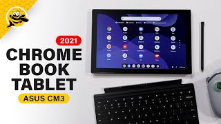 ASUS Chromebook Tablet (Detachable CM3) - Unboxing and First Impressions!