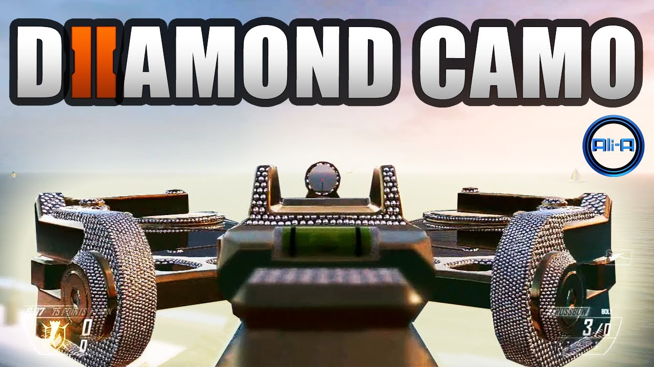 Real diamond guns