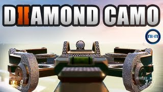 """Black Ops 2 DIAMOND CAMO"" - How to get Diamond Camo! - BO2 Multiplayer Gameplay NEW"