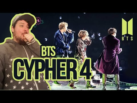 Mikey Reacts to BTS 'Cypher 4'