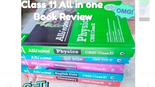 Arihant all in one class 11 book review