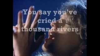 Bon Jovi - I'll Be There For You (lyrics)