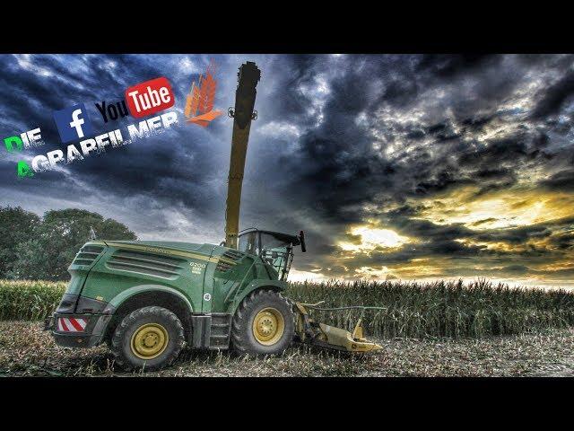 MAISHÄCKSELN 2018 mit John Deere 8200 / Die Agrarfilmer [HD]