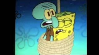"""Jaws"" Spongebob Style"