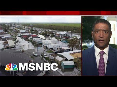 President Biden Set To Visit New Orleans To Survey Damage From Ida