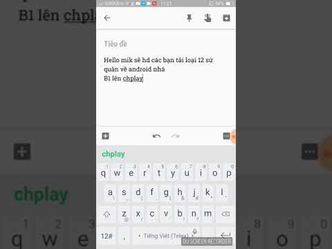 Cách tải loại 12 sứ quân cho Android