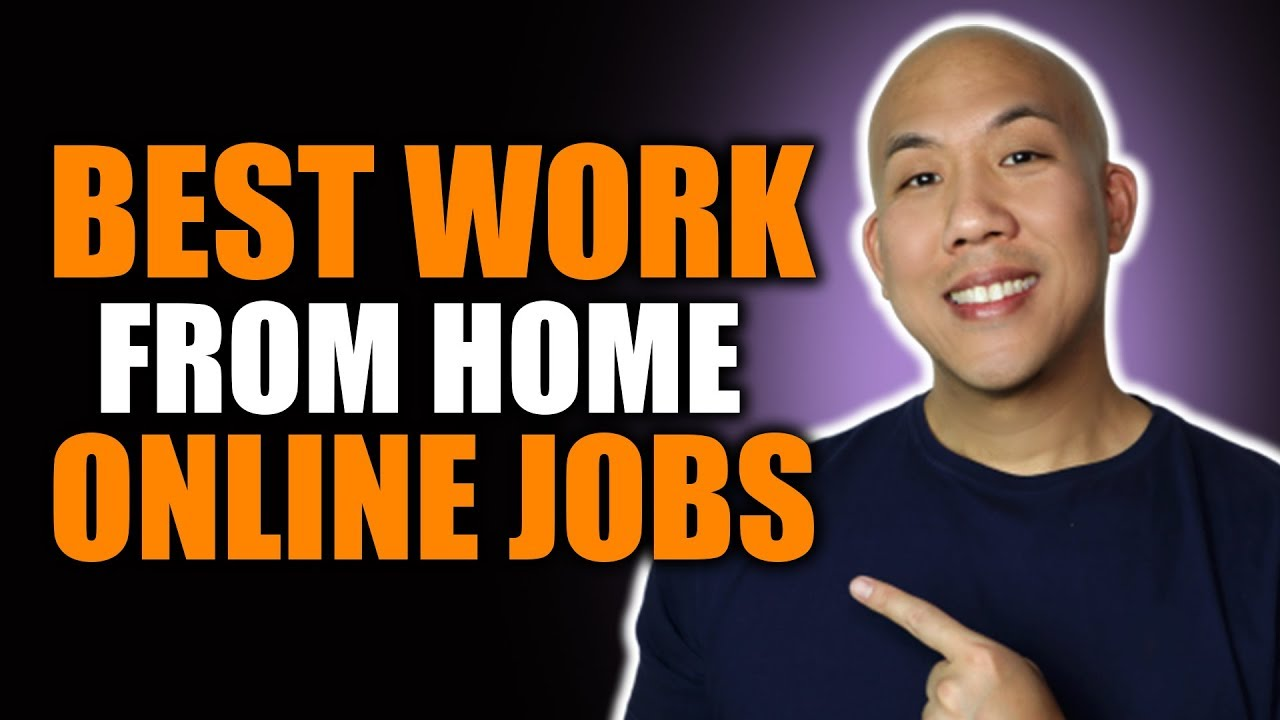 Legitimate Work From Home Jobs 2020.Best Work From Home Online Jobs In 2020 Nate Leung