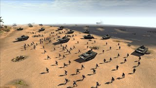 Japanese Defenses at Tarawa Hold Back American Marines | Men of War: Assault Squad 2 Gameplay