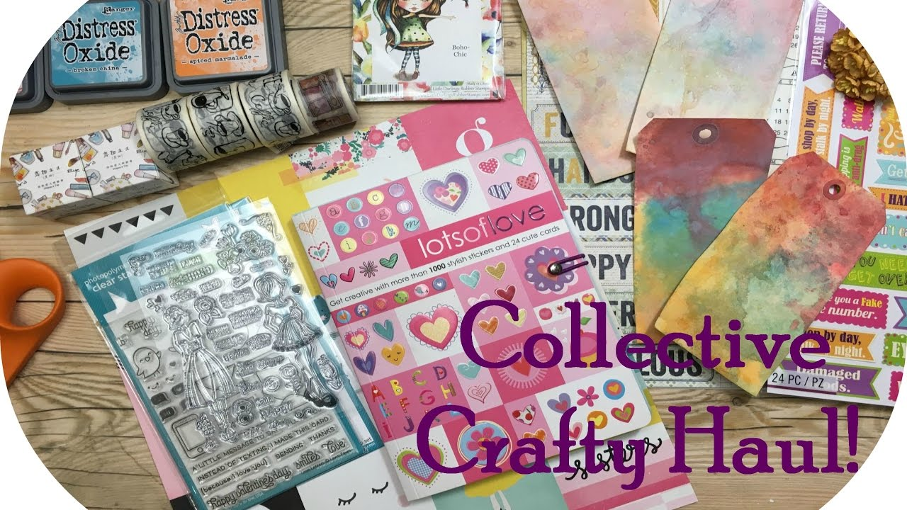 local craft shops collective crafty haul scrapin great deals blitsy local 2355
