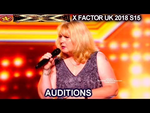 Sammi Shepherd sings I'm Only Human - She Sings For A Living | AUDITIONS week 4 X Factor UK 2018