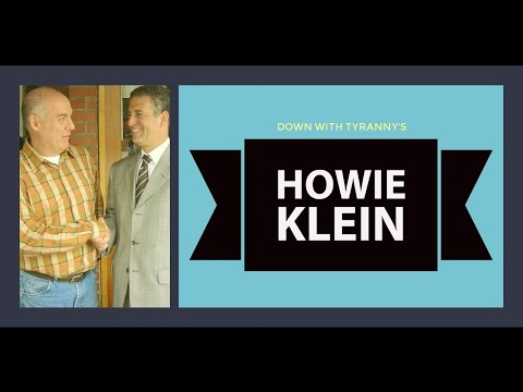 Has Howie Klein Created A Monster?