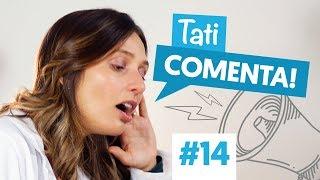 QUE ALIMENTOS ESTIMULAM A FELICIDADE? | Tati Comenta #14