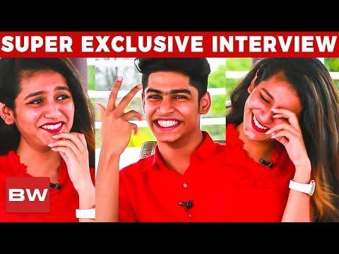 I Look Pathetic In Aadhaar Card- Priya Varrier Confesses | Roshan | Oru Adaar Love | Part 1