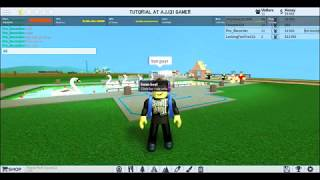 Roblox[]Swan Boat! []How To Put Ur Swan Boat