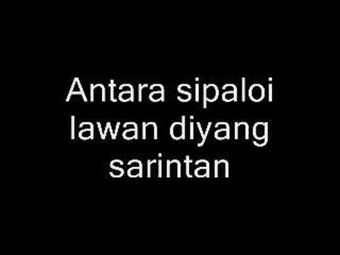 Lagu Banjar-Madihin Kocak 3/3
