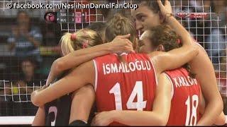 TURKEY 3-2 Russia (FIVB World Grand Prix 2014)