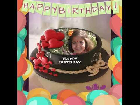 Chaitra birthday song