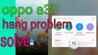 Oppo A33F Hanging Problem Solution
