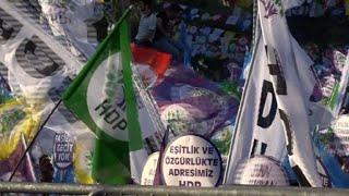 Turquie: le Parti démocratique du peuple rassemblé à Diyarbakir
